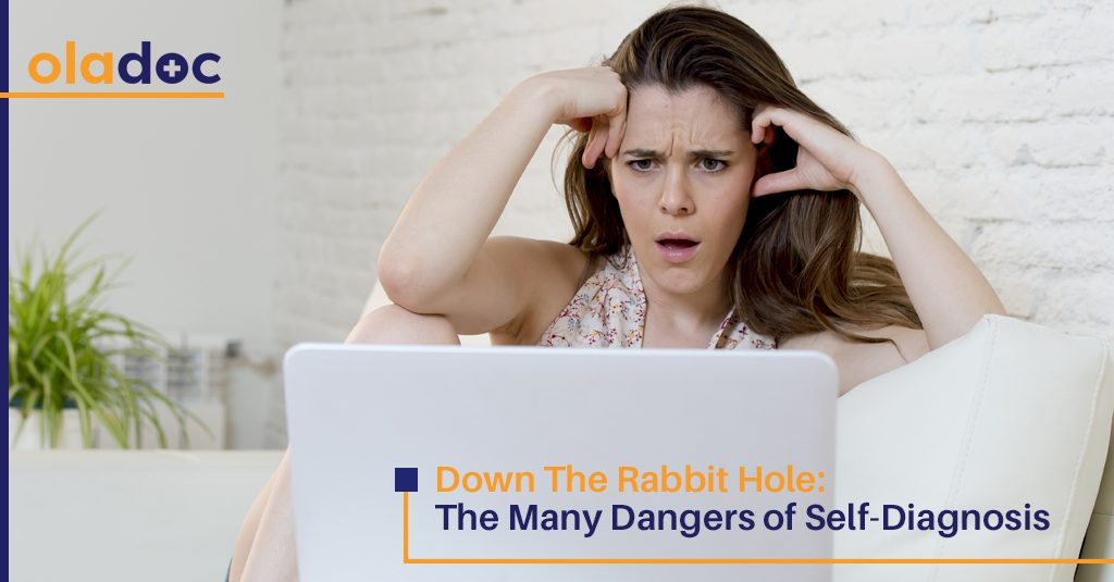Down The Rabbit Hole: The Many Dangers of Self-Diagnosis