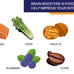 Brain Boosters: 6 foods that can help improve your intelligence