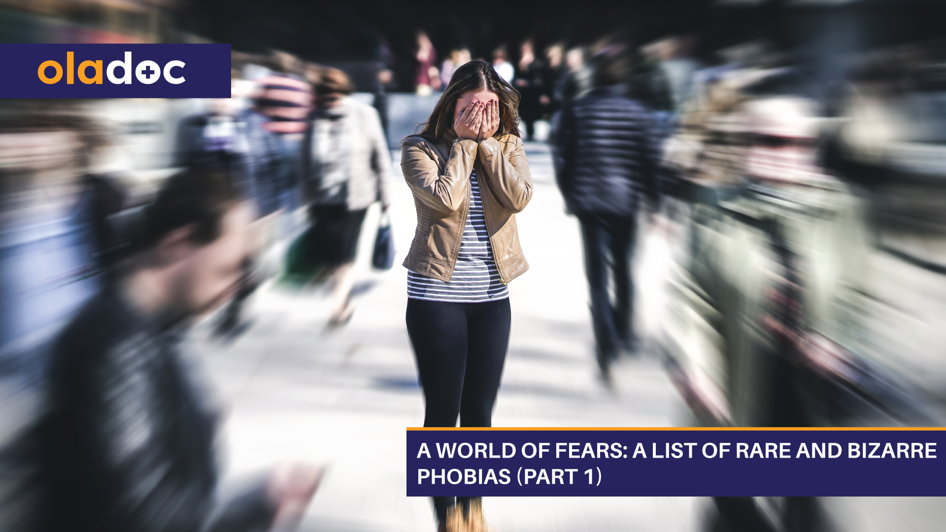 A world of fears