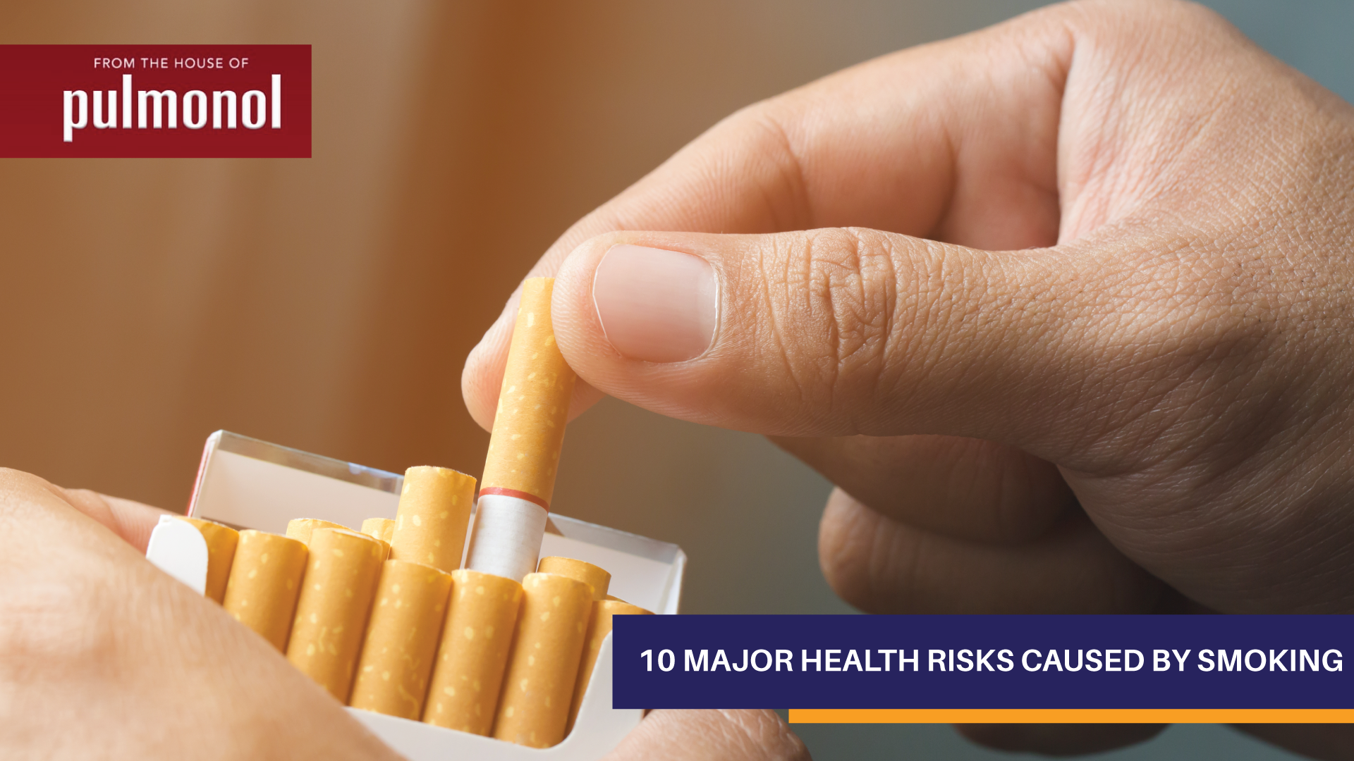 10 Major Health Risks Caused By Smoking