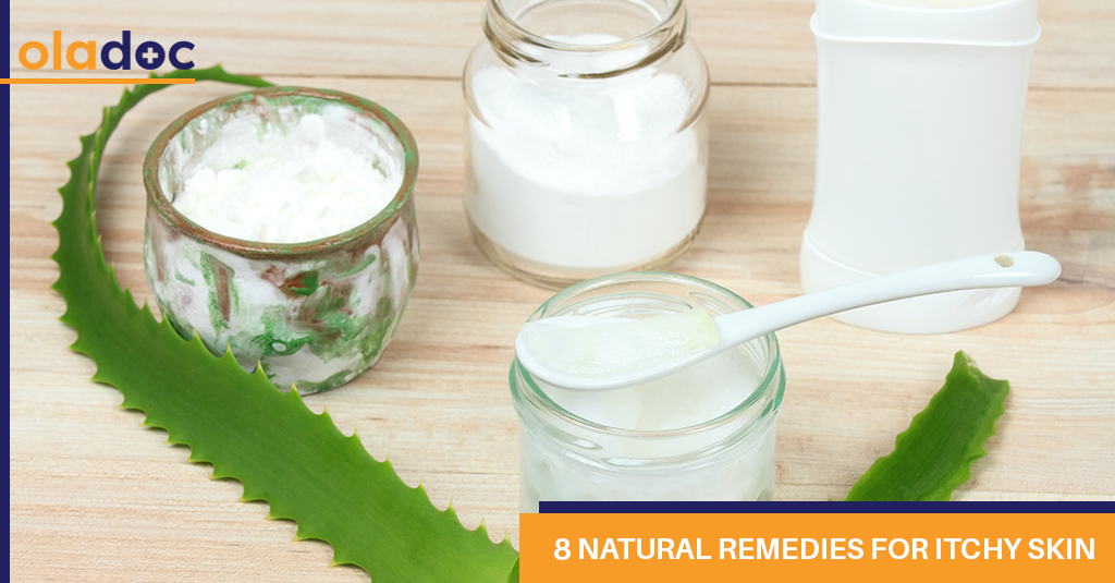 7 Natural Remedies for Itchy Skin