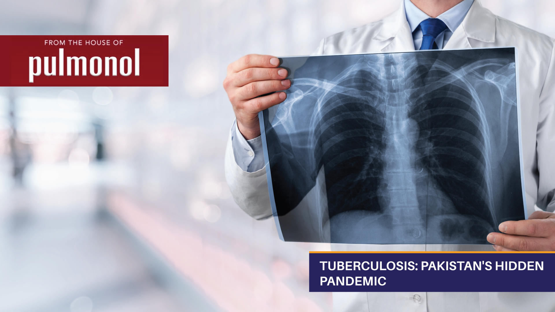 Tuberculosis: Pakistan's Hidden Pandemic